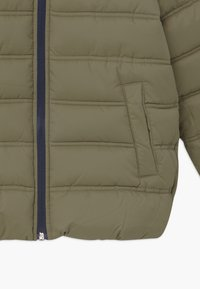 Benetton - BASIC BOY - Winterjas - khaki - 2