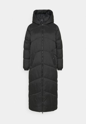 VMUPSALA EXTRA LONG JACKET - Winter coat - black