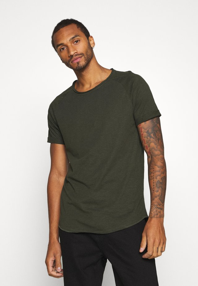 KAS TEE - T-shirt basic - rosin