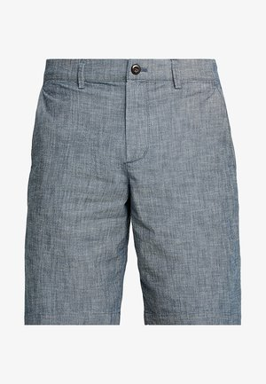 STRETCH LIVED - Short - chambray