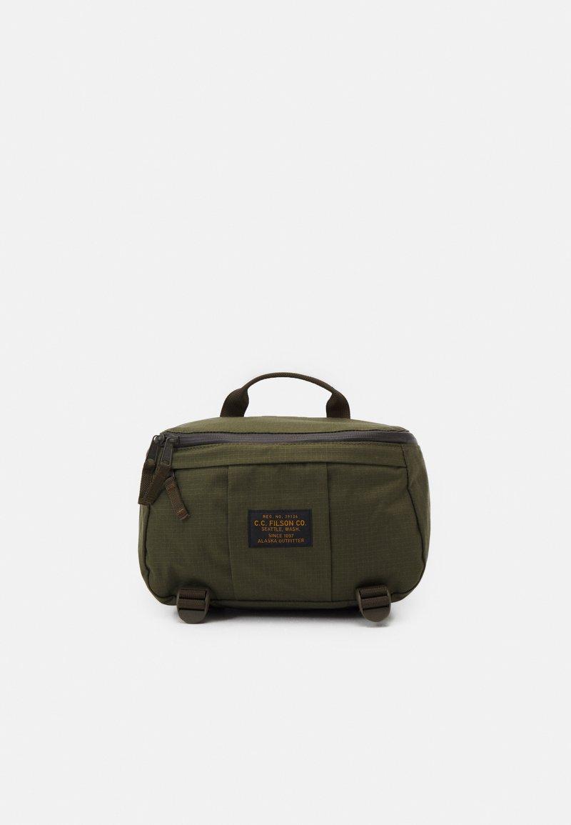 Filson - RIPSTOP COMPACT WAIST PACK UNISEX - Bum bag - surplusgreen