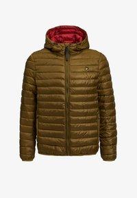 WE Fashion - Winter jacket - dark green - 5