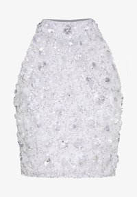 Lace & Beads - GUI - Bluser - white - 4