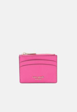 COIN CARD CASE - Peněženka - crushed watermelon