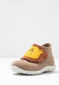 Superfit - HAPPY - Slippers - beige - 2