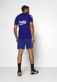 Nike Performance - FC BARCELONA SHORT HA - Sports shorts - deep royal blue/varsity - 2