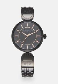 Armani Exchange - Hodinky - black - 0
