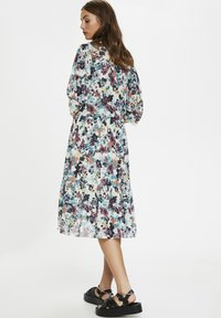 Soaked in Luxury - Day dress - vivid floral print white - 2
