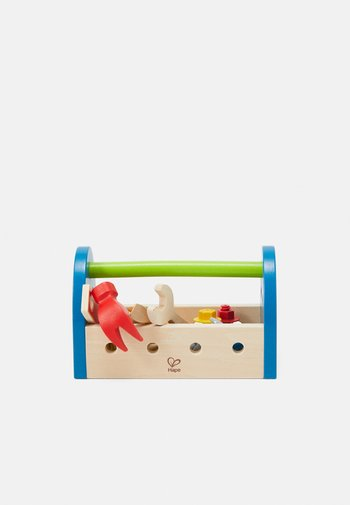 FIX-IT TOOL BOX - Dřevěné hračky - multi