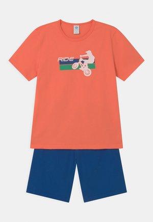 Pyjama set - orange county