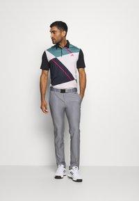 adidas Golf - ULTIMATE 365 SHORT SLEEVE  - Polo - black - 1