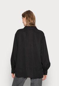 Lounge Nine - BOP - Button-down blouse - pitch black - 2