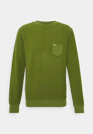 ESSENTIAL UNISEX - Sweater - green olive