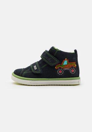 MORTY TEX - Sneakersy wysokie - atlantic