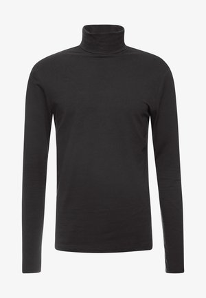 ONSMICHAN SLIM ROLLNECK TEE - T-shirt à manches longues - black