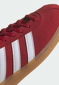 adidas Originals - Scarpe skate - red - 8