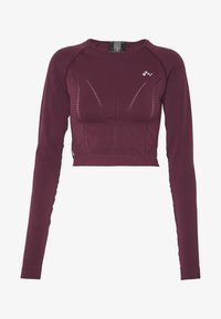 ONLY Play - ONPJAVA CIRCULAR CROPPED - Camiseta de deporte - fig - 3