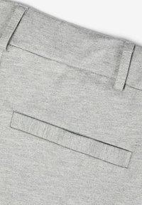 Name it - Chino kalhoty - grey melange - 3