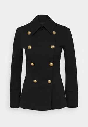 STANISLAO JACKET - Cappotto corto - black