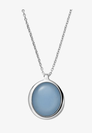 SEA GLASS - Ketting - silver