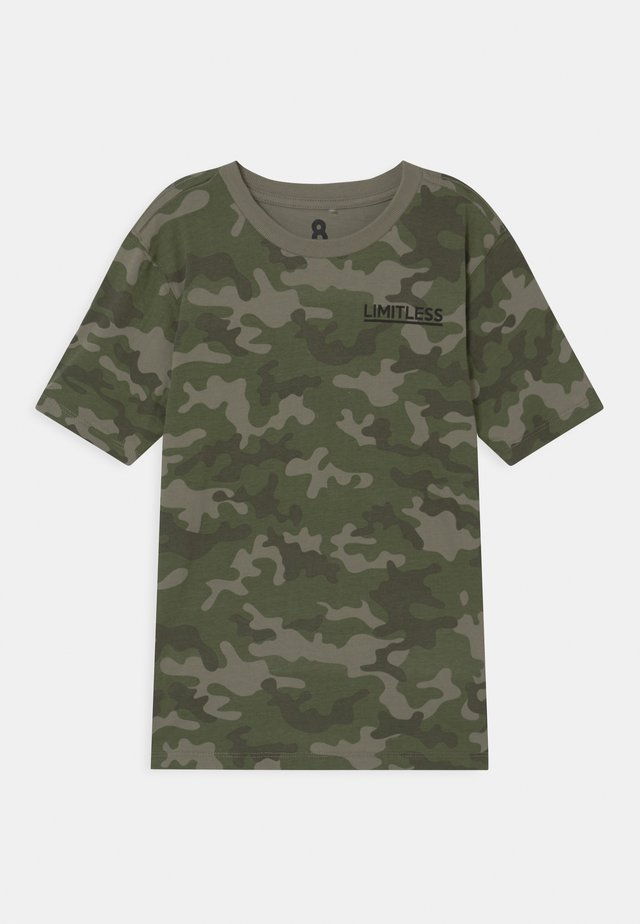 MAX SKATER - T-shirts print - khaki