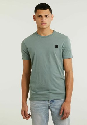 APPOLLO - Basic T-shirt - light blue