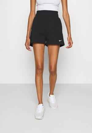 TREND - Shorts - black/white