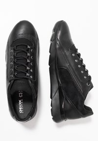Geox - HIVER - Trainers - black - 3