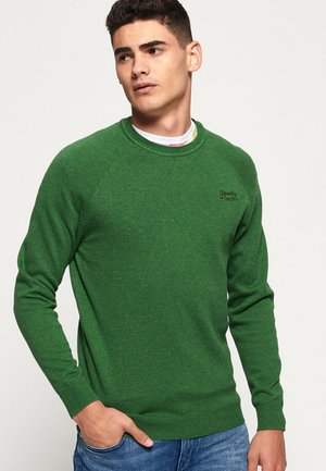 ORANGE LABEL  - Pullover - green