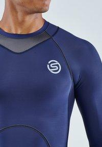 Skins - Sports shirt - navy blue - 2