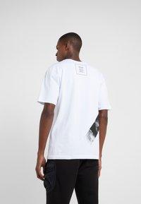 Damir Doma - TIES - Print T-shirt - white - 2