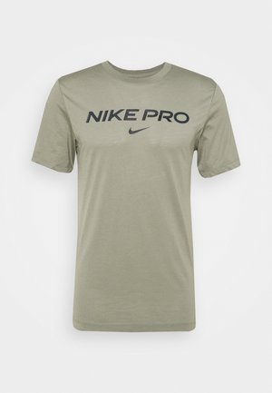 TEE PRO - T-shirt print - light army