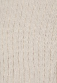 Even&Odd - RIBBED BOXY TURTLE NECK - Jumper - beige - 2