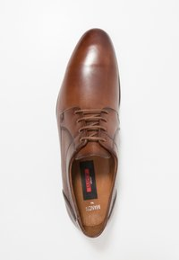 Lloyd - MANON - Smart lace-ups - cognac - 1