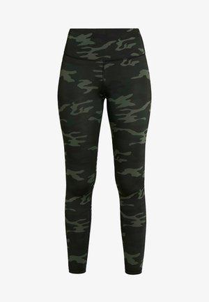 CORE STRENGTH - Leggings - khaki