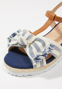 Friboo - Sandals - blue - 2