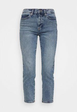 ONLJOSIE LIFE RISE SLIM  - Slim fit jeans - medium blue