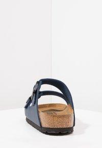 Birkenstock - ARIZONA - Klapki - blue - 3