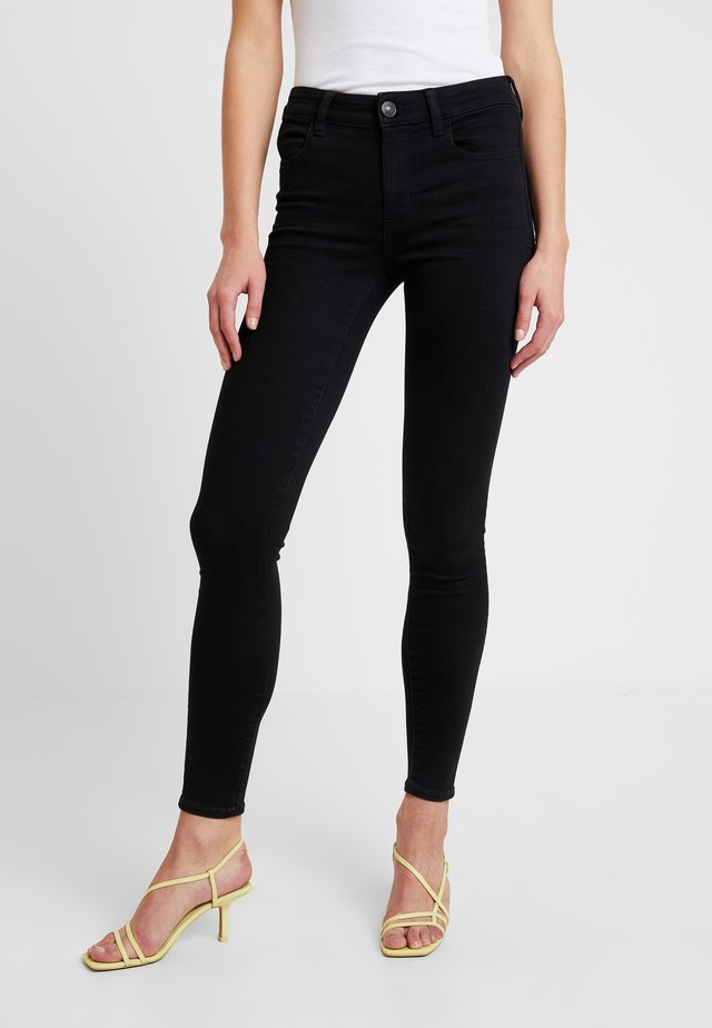Jeggings - always black
