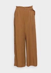 SC-RUBY 2-C - Trousers - caramel