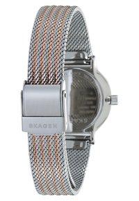 Skagen - FREJA - Montre - silver-coloured/gold-coloured - 2