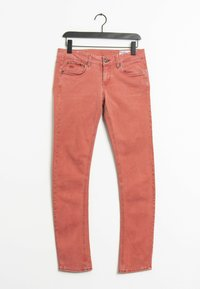 G-Star - Jeansy Straight Leg - orange - 0