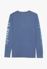 Hurley - STIPPLE SLEEVE - Long sleeved top - delft heather - 1