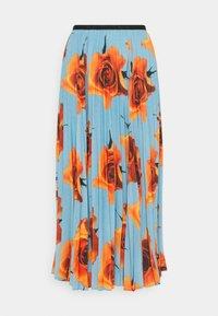 Paul Smith - WOMENS SKIRT - Pleated skirt - multi coloured - 0
