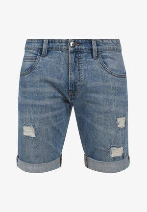 Short en jean - blue wash