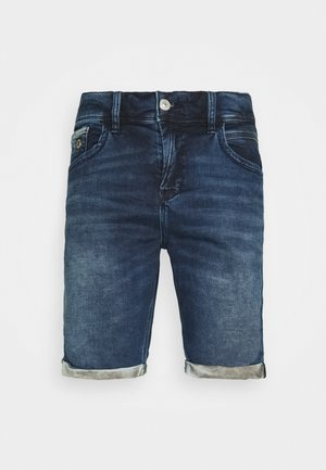 LANCE - Jeans Shorts - dobby wash