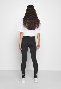 adidas Originals - TIGHT - Leggings - Trousers - black - 2