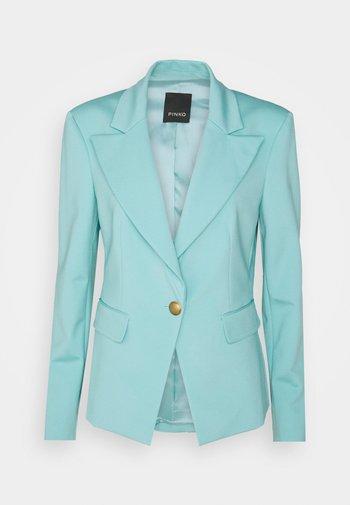 GOMBERTO GIACCA  - Blazer - turquoise