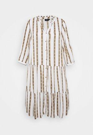 MAMIRA KNEE DRESS - Vestido informal - white