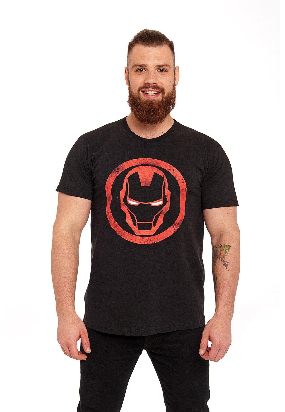 Herren IRON MAN SIGN - T-Shirt print